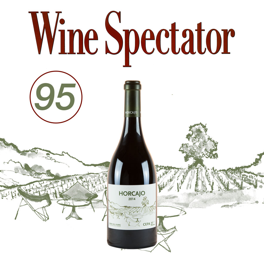 WINE_SPECTATOR_HORCAJO_95_POINTS