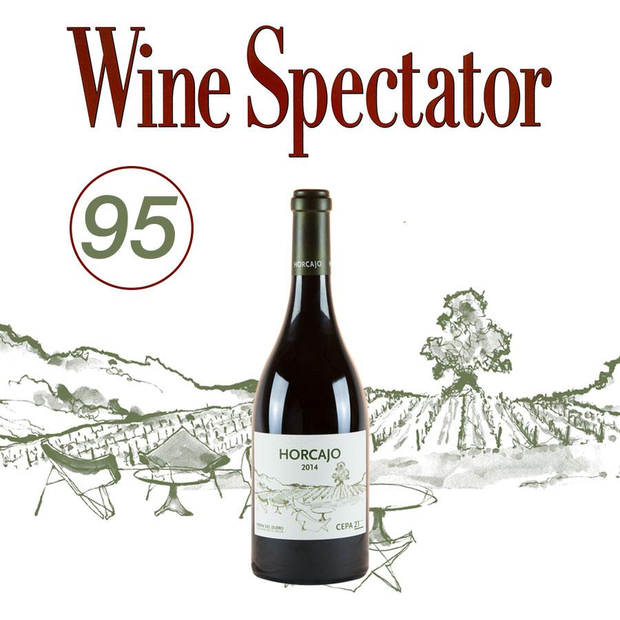 horcajo 2014 wine spectator