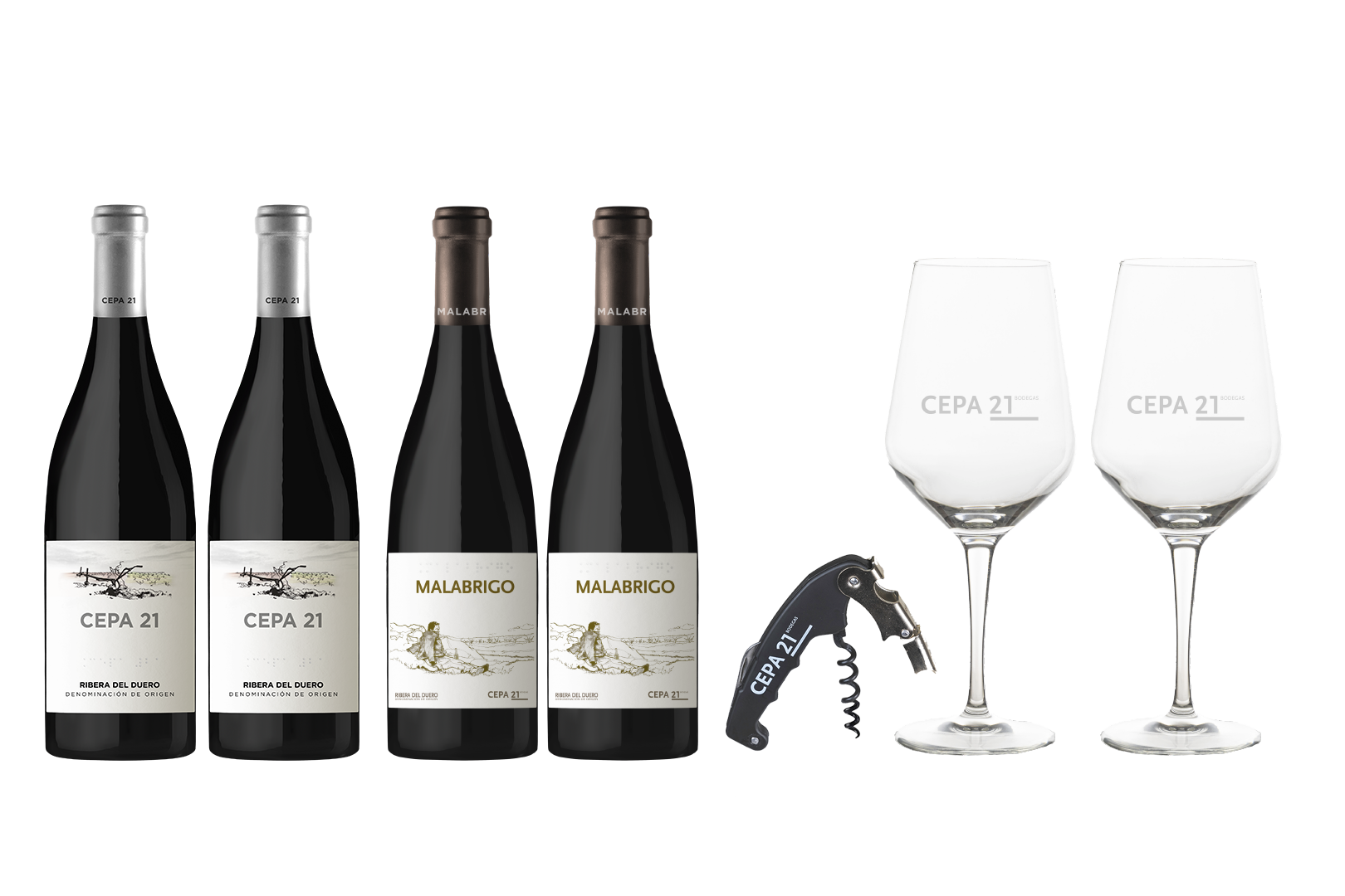 Selección de Vinos El Brindis de Siempre